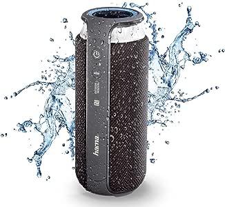 Hama 便携式立体声扬声器00173163 Soundcup-L