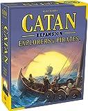 Catan 扩展:探险与海盗