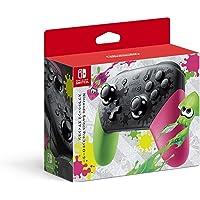 Nintendo 任天堂 Switch Pro 控制手柄 噴射戰士2限定版