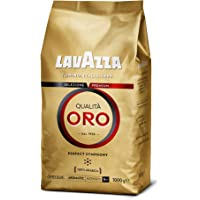 Lavazza 金质咖啡豆,4包装(4 x 1kg)