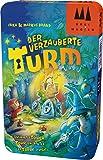 Drei Magier SSP51400 Der Verzauberte Turm 金属剂量版桌游戏
