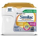 Similac 雅培 Pro-Sensitive 婴儿配方奶粉,含 2'-FL 寡糖 (HMO),22.5 盎司(638…