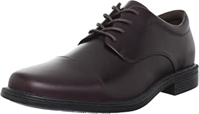 Rockport Men's Ellingwood Oxford-Oxblood-11 XW