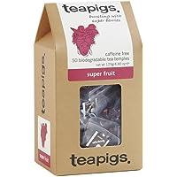 teapigs 水果茶 125 克(1 件,共 50 个茶包)