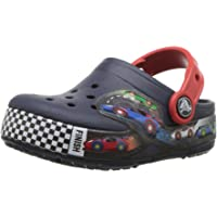 crocs ' crocband FUN 实验室灯光赛车洞洞鞋