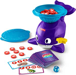 Fisher-Price Spout & Spell 鲸鱼
