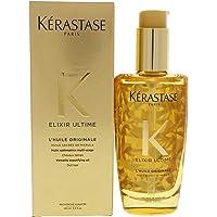 Kérastase 卡诗 Elixir Ultime 双重菁纯修护液,1件装 (1 x 100 毫升)