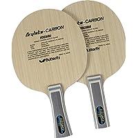 Butterfly 乒乓球拍 Viscaria 横握式底板 攻击用 加入特殊材料 30044 (即納)FL:100×25×34mm 長さ×厚×エンド幅