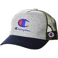 [Champion] 儿童 网眼帽 141-0039 灰色 日本 53~55cm (FREE サイズ)