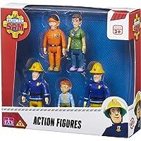 消防员 Sam 可动公仔