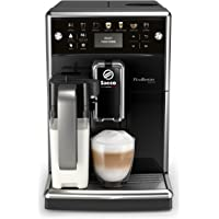 Saeco PicoBaristo Deluxe 全自动咖啡机 SM5570/10,12种咖啡制备(集成牛奶系统,LED…