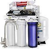 美国品牌 iSpring 爱诗普霖 厨房净水器家用反渗透净水机纯水机RCC7P-AK