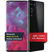 Motorola Edge | 解锁 | 摩托罗拉制造 | 6/256GB | 64MP 摄像头 | 2020 | 太阳…