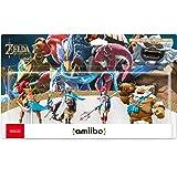 Nintendo 任天堂 冠军Amiibo-塞尔达传说:荒野之息系列(Nintendo Wii U / Nintendo…