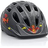 KIDS 自行车头盔 - 从幼儿到青少年尺码可调,适合 3-7 岁儿童 - 耐用儿童自行车头盔,带有趣水生设计的儿童自行车头盔 - CSPC *与舒适认证 - FunWave
