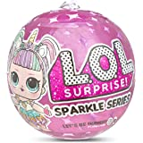 MGA Entertainment L.O.L. Surprise! 闪闪发光的惊喜娃娃,系列A,多色