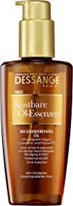 Dessange 护发护理精油,适用于非常干燥干枯发质,125毫升