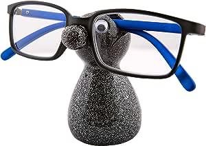 Snozzle 眼镜架规格支架适用于规格礼品礼品盒装闪光Snozzles 石墨色