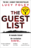 The Guest List: The No 1 bestseller and the biggest crime th…