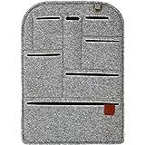 Lihit Lab ALTNA Carrying Plate 便携板 收纳袋 6/灰色(背包用)