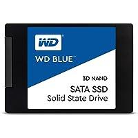 Western Digital 西部数据 Blue 3D NAND 1TB 内置 PC 固态硬盘-SATA III 6…