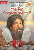 What Are the Ten Commandments? (What Was?) (English Edition)