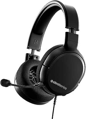 SteelSeries 赛睿 Arctis 1 有线游戏耳机61427  PC / Multi-Platform Wired