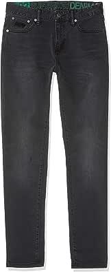 Superdry 男式 Tyler 修身 m70011ns 牛仔裤