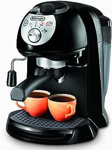 De'Longhi 意大利德龙泵压式咖啡机EC200CD.B(亚马逊自营商品, 由供应商配送)