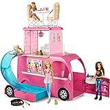 Barbie 芭比 弹出式露营车