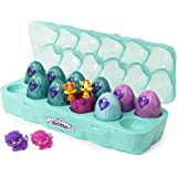 Hatchimals CollEGGtibles,珠宝盒,皇家十二个装蛋箱(包装随机)