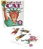 Gamewright Rat-a-tat 猫咪万岁游戏,多色