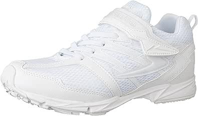 [*明星] 运动鞋 上学用鞋 儿童 弹簧 轻巧 魔术 宽松 SS J755