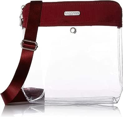 Baggallini 成人中性 cross-body-bags messenger-bags 蓝色 均码