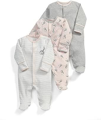 Mamas & Papas 女婴连脚服 3 件套