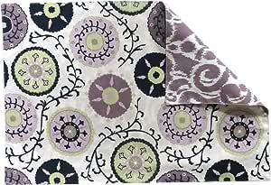 Split P Adrianna Placemat (Set of 4), Multicolored