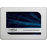 Crucial英睿达 MX300 750GB SATA 2.5 英寸内部固态硬盘-CT750MX300SSD1