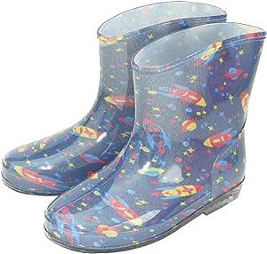 かわいい 長靴 キッズ レインブーツ コスモ S 約 16cm 81446