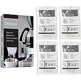 Urnex Dezcal 咖啡和浓缩咖啡活性除垢剂和清洁剂 灰色 1包 URN1801