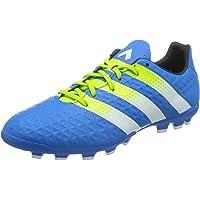 阿迪达斯男士 ACE 16.3 AG 足球鞋, 蓝色, talla Unica