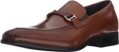 Stacy Adams Maxfield 男士一脚蹬乐福鞋 干邑色 8.5 W US