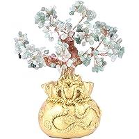 LHR Trading Inc 风水花树天然宝石水晶