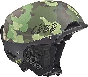 Cébé Method 滑雪头盔 */黑色男女通用-成人 59-61 厘米
