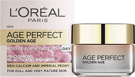 L'Oreal Paris 巴黎欧莱雅 Age Perfect Golden Age 黄金时代保湿面霜,50毫升