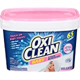OxiClean Baby Stain Fighter, Soaker, 3 lb Tub Baby stain Soa…