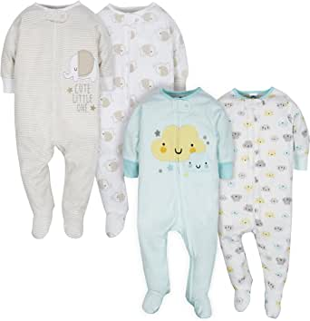 Gerber 婴儿*和玩耍 4 件套