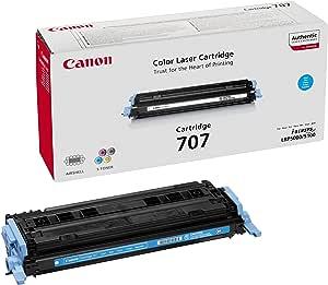 Canon 佳能CRG-307C 青色硒鼓(适用于LBP-5000/5100) 青色