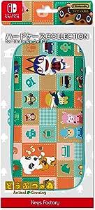 KEYS FACTORY 硬质保护壳 适用于Nintendo Switch 集合吧!动物森友会