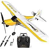 Top Race 遥控飞机 4 通道遥控飞机 成人准备飞行遥控飞机 特技飞行倒置飞行 方便 & 准备飞行 非常适合成人或高级儿童 TR-C385
