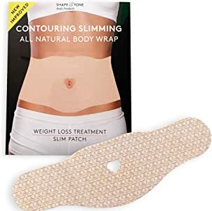 Ultimate Toning and Firming 身体涂抹器 12 wraps